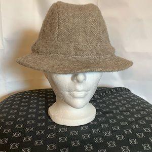 Vintage JJ Seifter Jacob wool fedora, size large